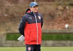 Miroslav Jíra - trenér A-týmu TJ Sokol Libiš